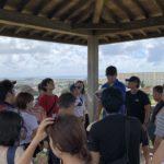 語り継がなければならない沖縄の歴史を学習