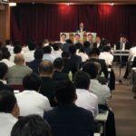 「従業員食堂廃止」について合同分会委員会で議論