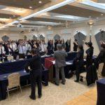 伝えよう青年女性の熱き想い、九州地連青女協第42回総会