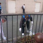 ゴミはゴミ箱に!清掃活動で再認識