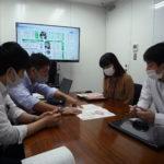 新入組合員と有意義な勉強会、電車技術分会